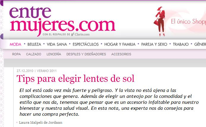 EntreMujeres dic 2010