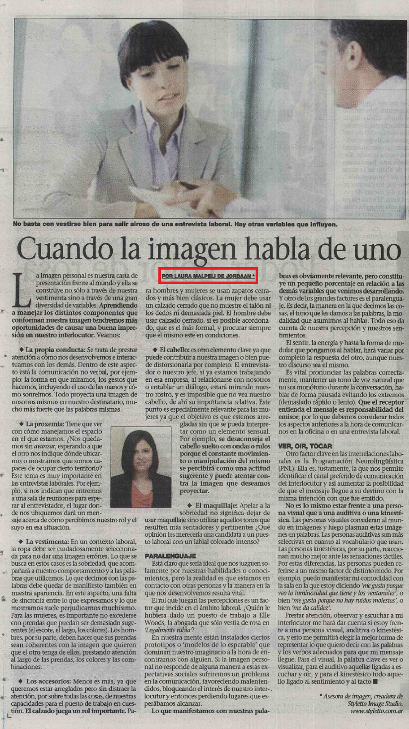 LaPrensa Oct 2011